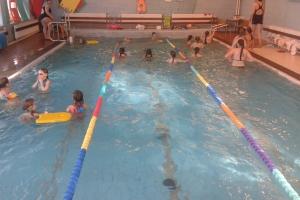 Plavání Nové Město nad Metují 31.1.2014