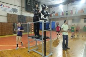 Volejbalové dělo